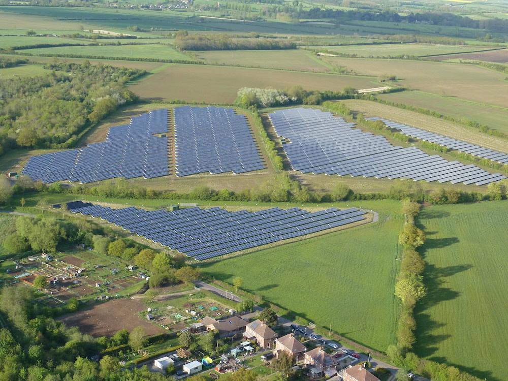 South Marston Solar Farm