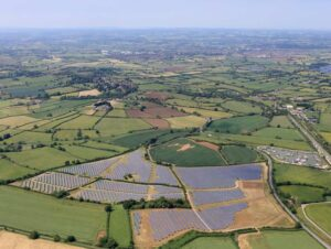 Poulshot Solar Farm