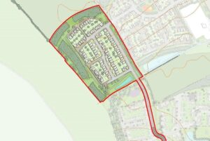 SOLD – 75 Dwelling Residential Development Site at Mount Pleasant Park Phase 2, Westcott Way, Pershore, Worcs, WR10 1PG