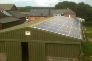 SOLAR ROOFS