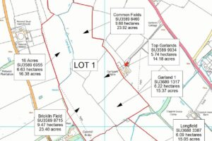 SOLD – Land at Manor Farm, West Challow, Oxfordshire