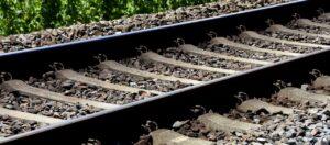 rails, track, railway