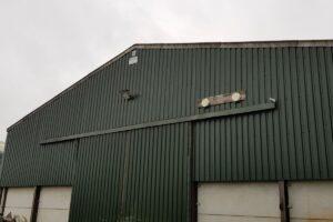 LET AGREED: Storage/Workshop at Berwick Lodge Farm, Berwick Drive, Bristol, BS10 7TD