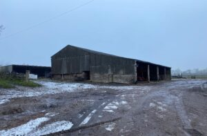 SOLD STC – Canal View & The Granary Barns for Conversion at Home Farm, Knowle, Solihull, B93 0AB