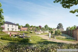 FOR SALE – 23 Dwelling Residential Development Site at Home Farm, Dane End, Ware, Herts, SG12 0LL