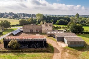 FOR SALE – Residential Development Site with Full Planning Permission for 5 Dwellings at Preston Barns, Preston, Cirencester, Gloucestershire, GL7 5PP